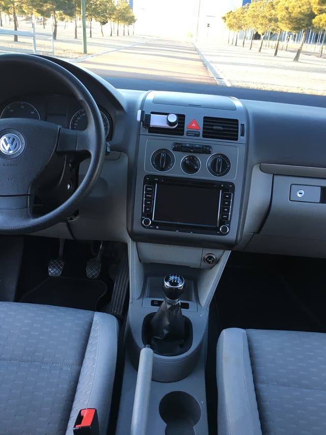 Volkswagen Touran 2007