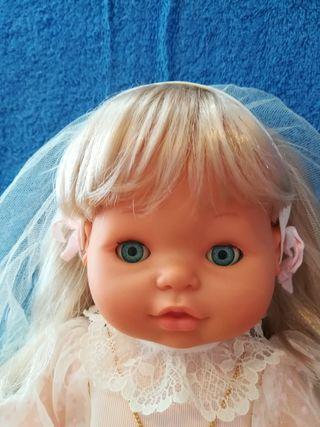 Muñeca María de Famosa años 70