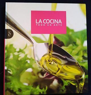 """Libro """"La cocina es todo un arte"""""""