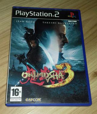 Onimusha 3 - Juego PlayStation 2