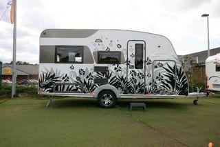 Caravana Burtsner 440 tk