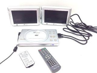 Reproductor dvd portatil uninova kp 5