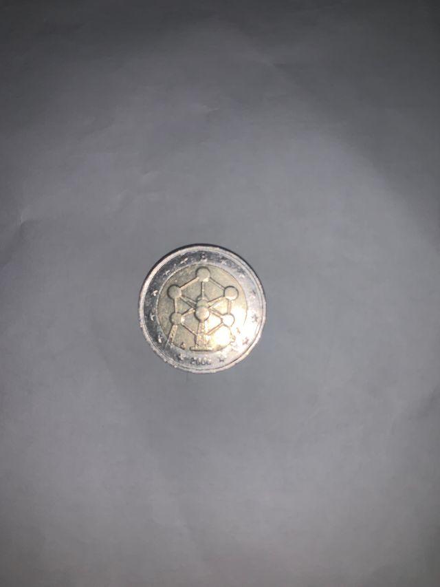 Moneda de belgica noria