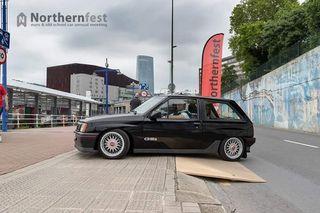 Opel Corsa 1988