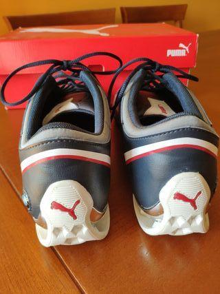 zapatillas Puma talla 44'5