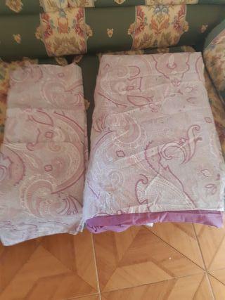 Funda nórdica de 1,35 con 2 fundas de almohadas