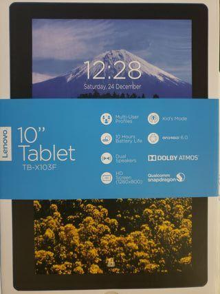 "Lenovo Tablet 10"""