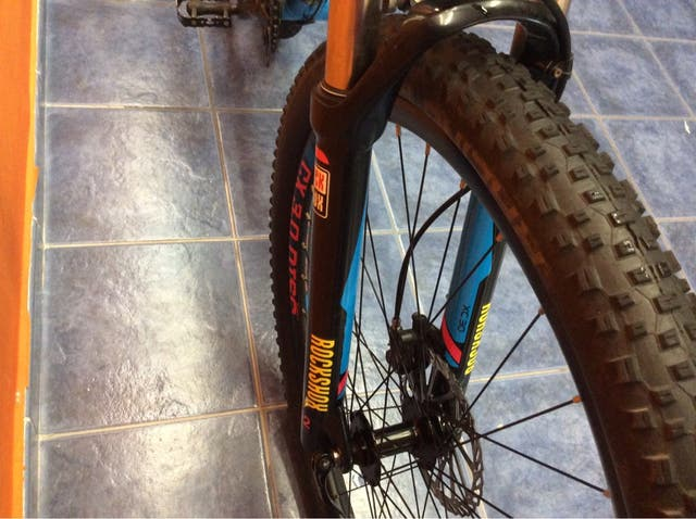 Bicicleta Trek x-caliber 7 2018