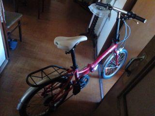 venta de bici plegable