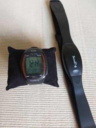 Reloj deportivo con pulsometro