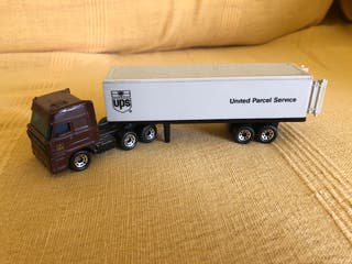 Camión Matchbox escala 1/86