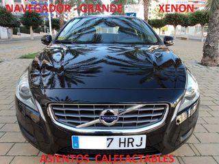 Volvo V60 D3-NAVEGADOR+XENON+ASIENTOS CALEFACTABLE