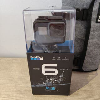 GoPro Hero 6 black + accesorios