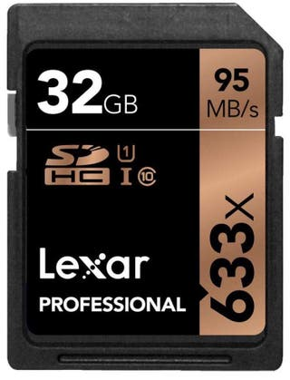 NUEVA Tarjeta SD 32GB Camara