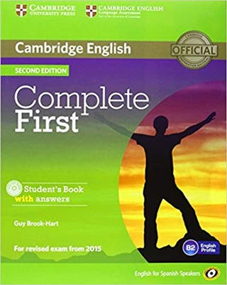 Complete First for Spanish Speakers Student's Pack