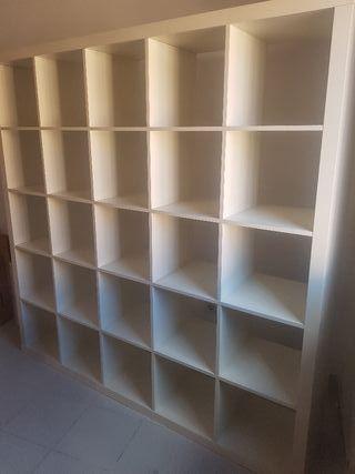 mueble libreria ikea