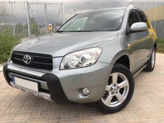 Toyota Rav4 2.2 D4D 136cv 4X4 Executive Cross Sport