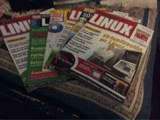 6 revistas linus
