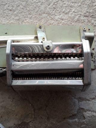 máquina para picar hojas de tabaco