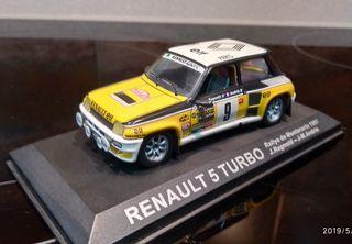 Renault 5 Turbo escala 1/43