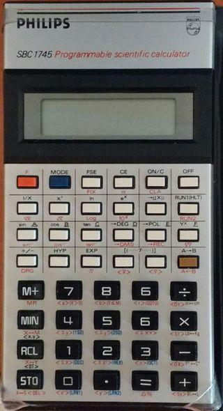 Calculadora Científica Philips