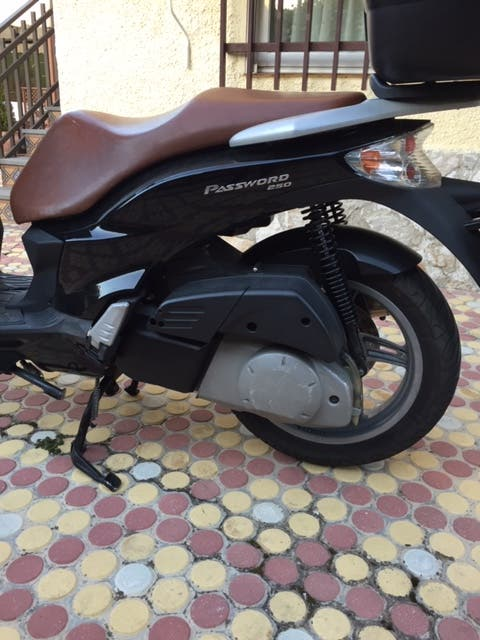 Malaguti Password 250cc