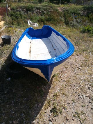 Vendo barco sin documentación