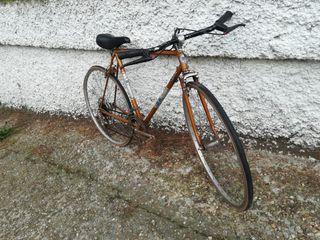 Bicicleta bh carretera clásica