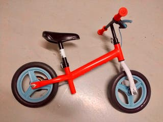 Bicicleta sin pedales !!!!!!
