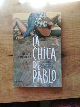 La chica de Pablo de Naiara Dominguez