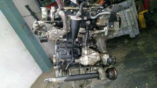 Despiece motor Opel Insignia berlina año 2008