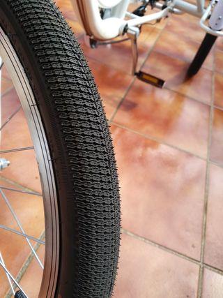 bicicleta 3 ruedas adulto