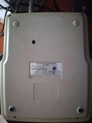 Calculadora Sharp EL-2192G