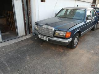 Mercedes-Benz Clase E 1982