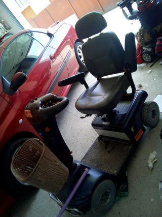 scooter moto minusvalidos