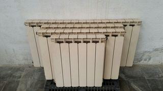 Radiador calefacción de aluminio