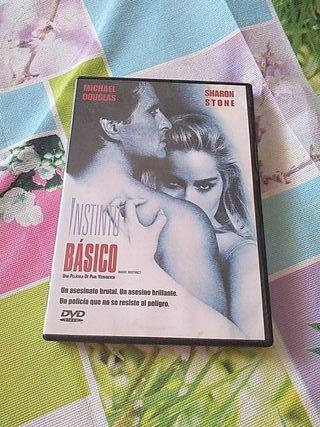 Instinto Básico dvd