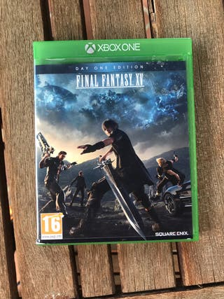 Final Fantasy XV (Super oferta!) Xbox ONE