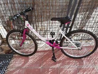 vendo bici niña 24'