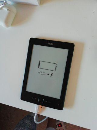 libro electrónico Amazon kindle