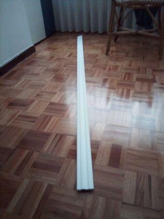 molduras techo (17,90 metros)