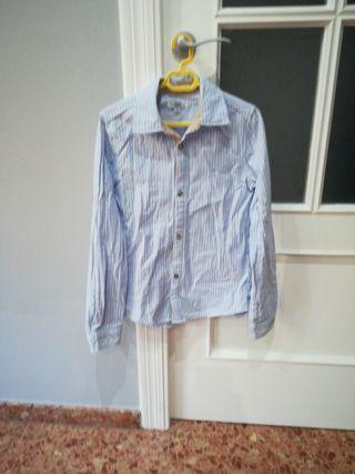 camisa niña miranda