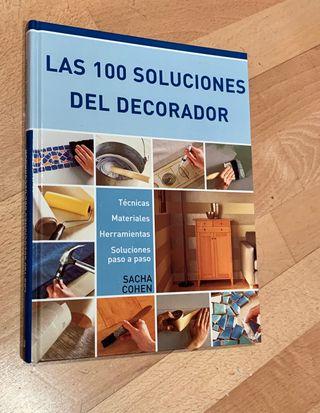 Libro Las 100 soluciones del decorador