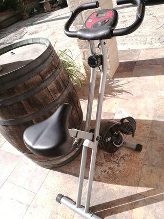 bicicleta estatica para deporte