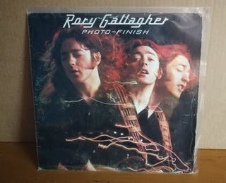 Rory Gallagher photo finish vinilo