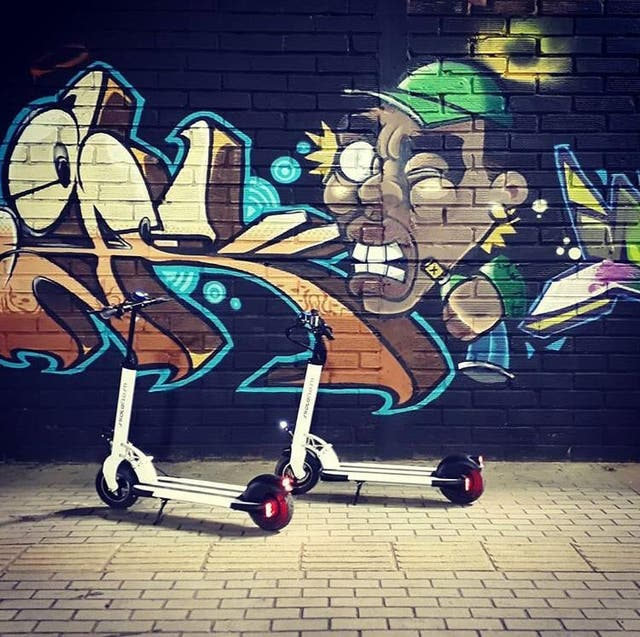 Patinete Eléctrico Skateflash SK Urban 3.0
