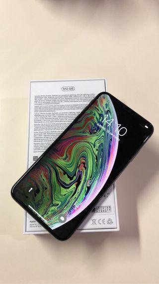 iPhone XS Max 512gb Garantía