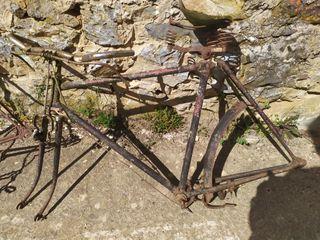 cuadros de bici antigua para decoracion