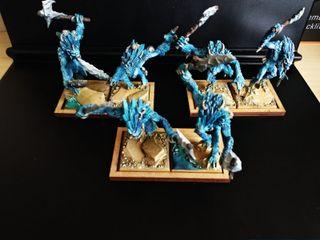 Yetis Warhammer