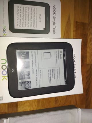 E-book Nook Libro electronico